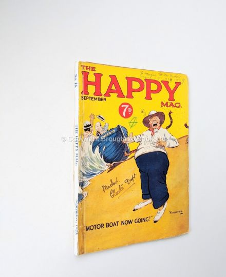The Happy Mag No. 16 September 1923 Richmal Crompton Thomas Henry